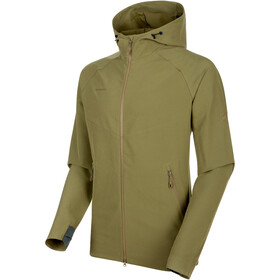 Mammut Macun SO Hooded Jacket Men olive